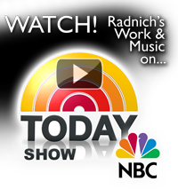 Radnich on the TODAY SHOW